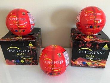 Super Fire Ball Yangın Söndürme Topu